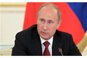 پوتین: حضور ایران در سوریه، توافق تهران و دمشق است