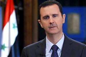 بازگردانده شدن نشان افتخار فرانسه به بشار اسد