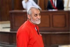 تایید حکم حبس ابد رهبر اخوان المسلمین از سوی دادگاه عالی مصر