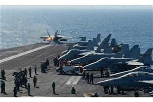 ناوگان دریایی آمریکا مناسب مقابله با ایران نیست