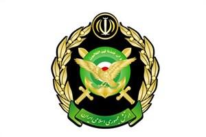 ارتش فرارسیدن هفته نیروی انتظامی را تبریک گفت