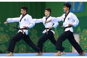 آغاز تمرینات تیمملی پومسه مردان برای مسابقات آسیایی ویتنام
