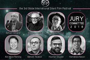 هیات داوران جشنواره فیلم بیکلام «گلوب» اعلام شد