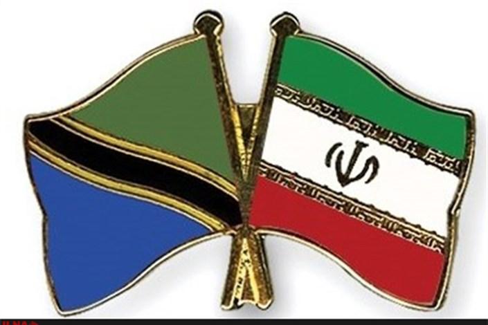 ایران تانزانیا