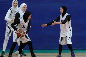 پیروزی بسکتبالیست های دانشگاه آزاد مقابل چین تایپه