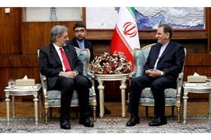 جهانگیری : ایران یکی از قربانیان سلاح های شیمیایی است
