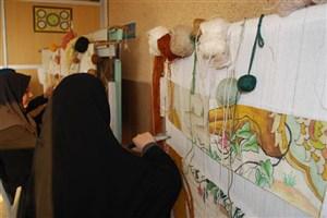 پوشش بیمهای قالیبافان آغاز شد/پوشش بیمه ۷۰۰ هزار بافنده فرش