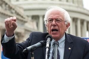 سخنرانی سندرز در جمع مسلمانان؛ انتقاد از اوضاع کشمیر، فلسطین و یمن