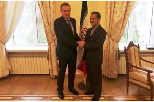 اوکراین خواستار گسترش همکاری بانکی با ایران شد