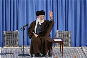 محفل انس با قرآن کریم در حضور رهبر معظم انقلاب اسلامی آغاز شد