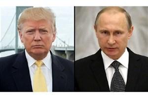 ترامپ پوتین را به واشنگتن دعوت کرد