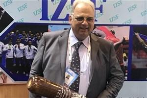 بازدید شیخ احمد و لالوویچ از غرفه فدراسیون بینالمللی ورزشهای زورخانهای/ لالوویچ: اختلاف درباره کشتی پهلوانی ایران را بررسی میکنم