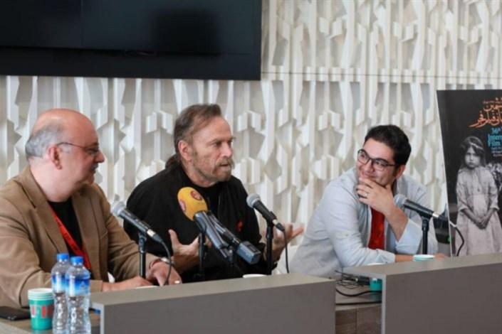 فرانکو نرو:  جای سفر به ایران در میان سفرهایم خالی بود/ تنها بازیگری هستم کهپرسوناژهای ۳۰ ملیت مختلف را بازی کرده ام