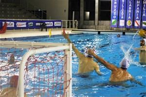 تیم ملی واترپلو در صربستان تمرین میکند