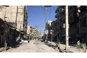 کشف سلاح های آمریکایی از تروریست های سوریه