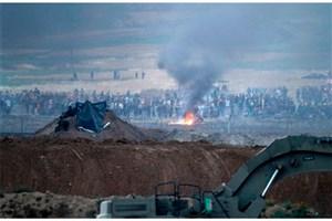 ناتوانی رژیم صهیونیستی در مقابل راهپیمایی های غزه