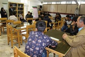 دانشآموزان دبیرستان فرامرزی  قلی تپه از واحد مینودشت بازدید کردند