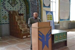 جانبازان نظام مقدس جمهوری اسلامی اسوه ایمان، ایستادگی و رشادت هستند