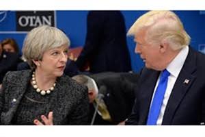 سفر ترامپ به انگلیس در اواسط ماه ژوئن