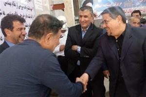 بازدید استاندار مازندران از مناطق زلزلهزده کرمانشاه