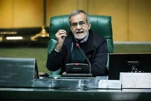 """کواکبیان: آبروی مجلس را حفظ کنید/ پزشکیان گوینده """"واژه دخترخوشگلا """"را لو داد"""