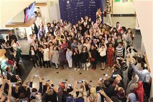 نمایشگاه نقاشی کودکان، رکورددار فروش شد