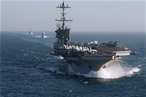 آمریکا در خلیج فارس حاضر شد