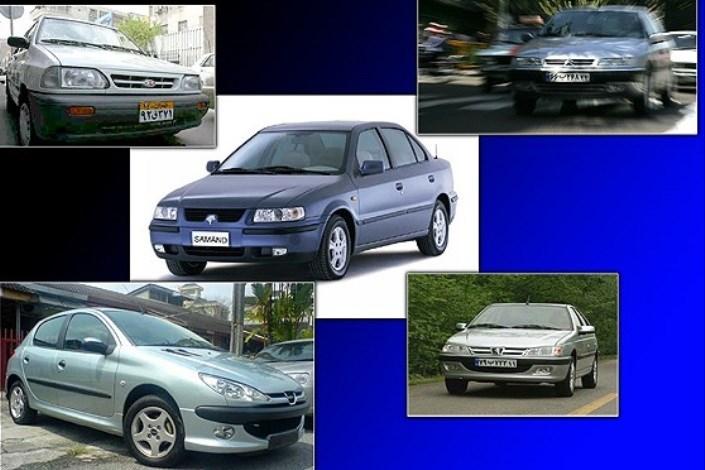 جدیدترین قیمت خودرو های داخلی در بازار/ کاهش 400 هزار تومانی پراید + جدول