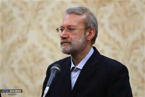 لاریجانی انتخاب رئیس مجلس ملی ترکیه را تبریک گفت