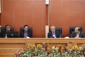 بررسی سیاستهای راهبردی دانشگاه آزاد اسلامی استان اصفهان  به میزبانی واحد نجفآباد