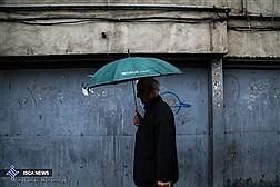 بارش شدید باران در ۶ استان کشور