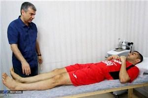 بازیکن مصدوم پرسپولیس زیر تیغ جراحان رفت