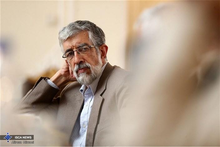 دیدار روسای دانشگاه آزاد اسلامی و بنیاد سعدی