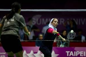شکست ملیپوشان بدمینتون ایران در مسابقات قهرمانی آسیا