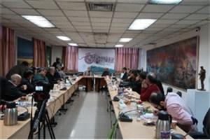 گردهمایی گروه «چهل شاهد» با حضور کمال خرازی