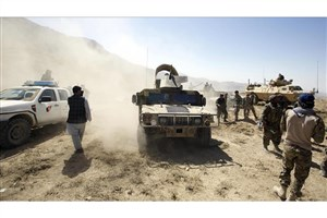 کشته شدن چهار سرباز افغان در درگیری با طالبان