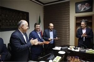 امضای توافق نامه طرح جامع شهر هوشمند بوشهر