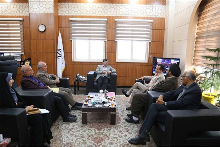 فریدون همتی در جلسه هماهنگی برگزاری هشتمین جشنواره فرهنگی هنری خلیج فارس