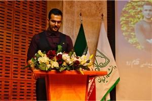 کسب مقام برتر در مسابقات شعر دانشجویی انجمن (( مجمع ادبی قلم)) دانشگاه گیلان توسط دانشجوی واحد لاهیجان
