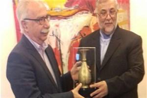 اشتراکات فراوان فرهنگی ایران و یونان عامل پیوند روابط دو کشور است