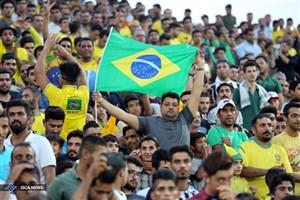 دیدار صنعت نفت - استقلال با حضور سفیر برزیل