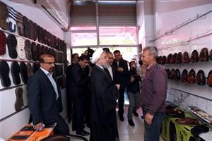 مشکلات کارگران را حل و از صنعت کفش تبریز حمایت کنید