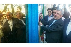 بهرهبرداری از تصفیهخانه فاضلاب کنگاور با حضور وزیر نیرو/ تصفیه پساب 52 هزارنفر جمعیت شهر کنگاور