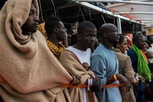 بازگشت مهاجرین آفریقایی از اروپا