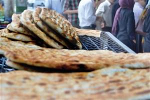 ثبات قیمت، نانوایان را با مشکل مواجه میکند/ افزایش قیمت نان، شاید وقتی دیگر