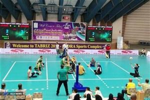 نمره A فدراسیون جهانی پارا والیبال برای میزبانی ایران