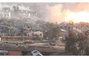 ادامه عملیات ارتش سوریه در جنوب دمشق