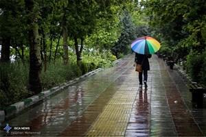 بارش شدید باران در 8  استان/ سامانه بارشی جدید از سمت غرب وارد کشور می شود