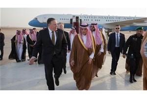 سفر پامپئو به اسرائیل و عربستان در جهت تعیین نحوه تقابل با ایران است