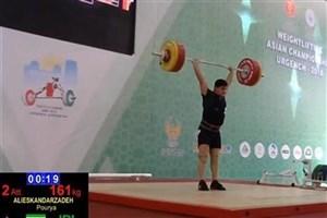 ادامه  تمرینات وزنهبرداران ایرانی برای حضور در المپیک